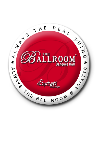 """The Ballroom @ 4Sixty6… """"The Real Thing!"""" Image"""